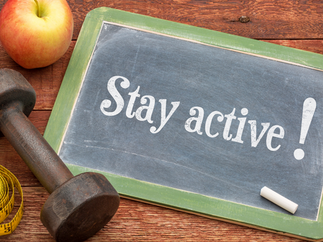 Seven Reasons to Stay Active