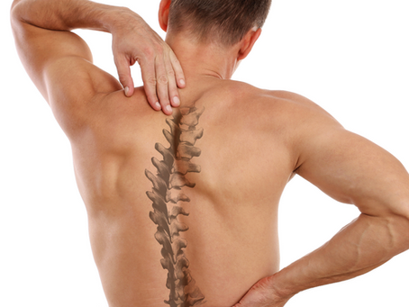 How to Manage Chronic Back-Pain Naturally