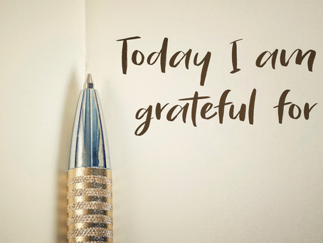 Expressing gratitude makes us healthier: Who wouldn't be grateful for that?