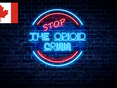 Canada's Response to the Opioid Crisis