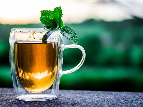 Eat Right, Drink Well, Stress Less: Stress-Reducing Foods, Herbal Supplements, and Teas