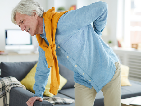 Almost One-Third of Canadians Say Back Pain Limiting Their Work & Daily Lives