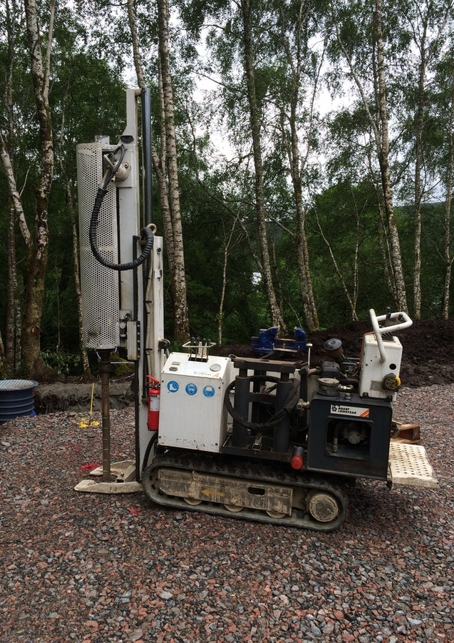 Compaction testing