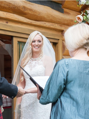 wedding vows celebrant