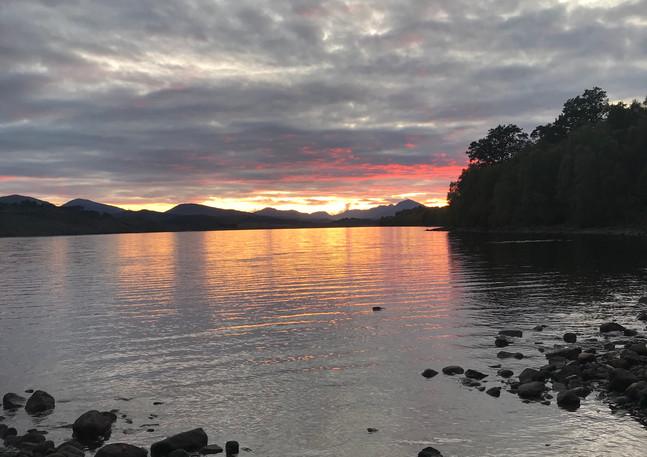 sunset down the loch.jpg