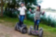 Experience Segway and Archery