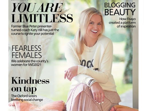 LIVING OXFORDSHIRE - THE LIMITLESS INTERVIEW
