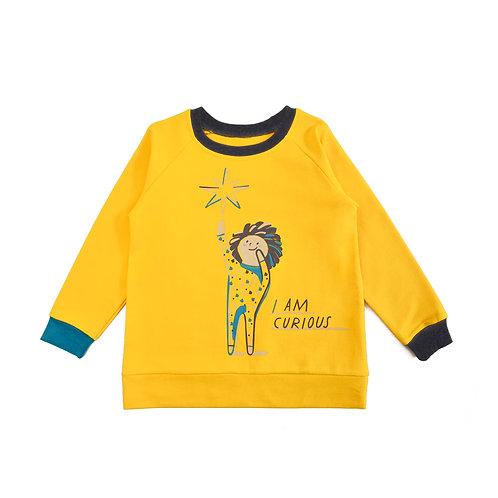 """I am curious"" Sweatshirt"