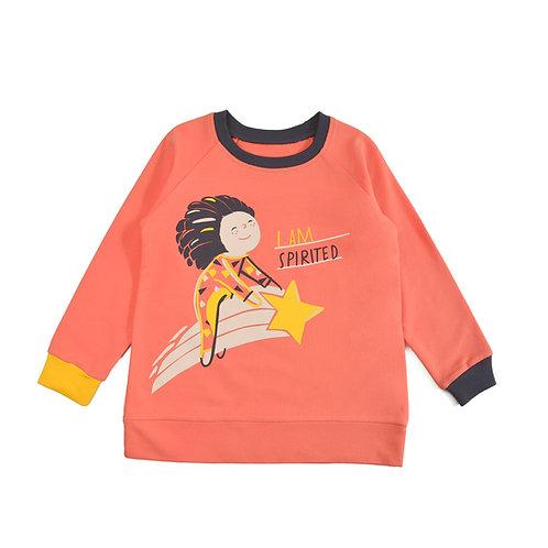 """I am spirited"" Sweatshirt"