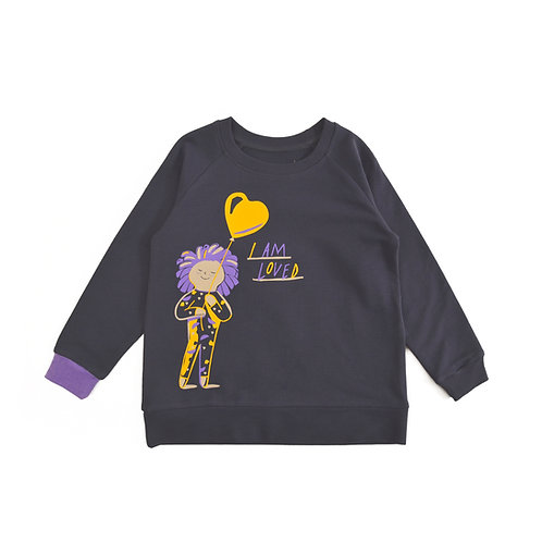 """I am loved"" Sweatshirt"