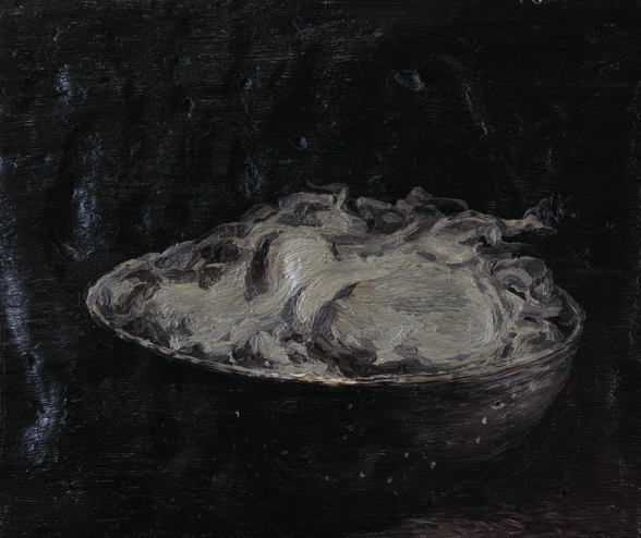 物拓6 布面油画 50x60cm 2012