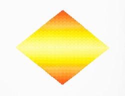 火山吻 S4,Volcano Kiss S4,纸上马克笔,Marker on P
