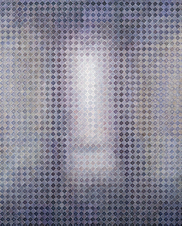 13. 通道 布面坦培拉油画 180x145cm 2014