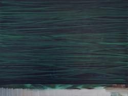 蔓墙 布面油画 80x60cm 2019