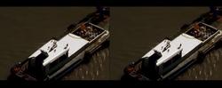 """""""气泡""""(2010,片长4分43秒,高清,三屏录像装置)"""