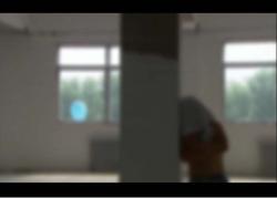 """""""呼吸""""(2009,片长10分30秒,高清,单屏录像装置)"""