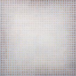 16. 未201411 布面坦培拉油画 150x150cm  2014