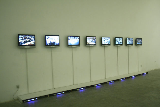 要, 钟甦, 多视频录像, 5', 2008
