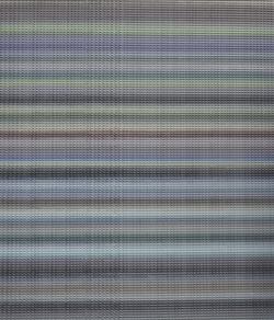 50种颜色的8次运动 布面丙烯 127X150cm 2010