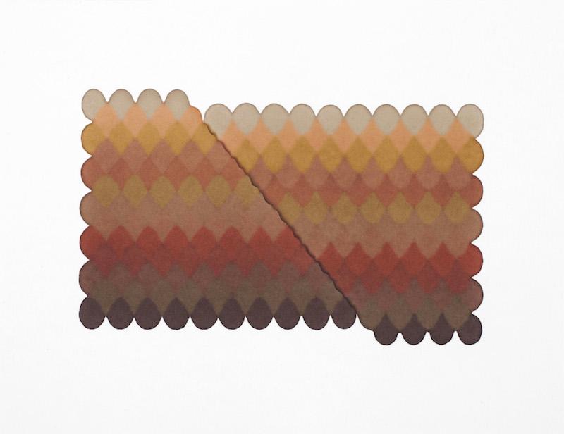 断层 ss2,Fault ss2,纸上马克笔,Marker On Paper,2