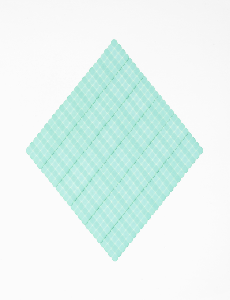 涟漪 bg2332-S1,Rippling  bg2332-S1,纸上马克笔,M