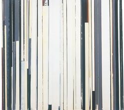 凝视之一 油画综合材料 165x180cm 2012