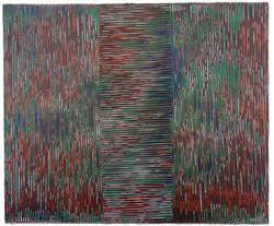 《绘画91》木板丙烯 50x60cm 2018