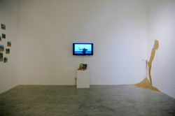 乡愁, 蒋志, 装置, 2008