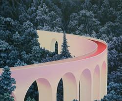 真相 布面油画,丙烯 100X120cm 2012