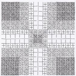 圣塞巴斯蒂安 25 纸上碳素笔 21x28cm 2008