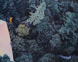 法海 布面油画,丙烯 200X250cm 2012