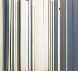 凝视之四 油画综合材料 160x180cm 2012