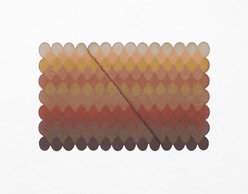 断层 ss1,Fault ss1,纸上马克笔,Marker On Paper,2