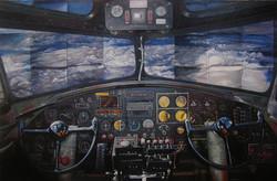 《你在烦恼什么No.1》布面油画 105x160cm 2012