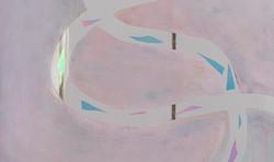 巨甲阵-基因(局部)    综合材料      105×205cm    201