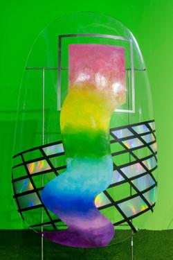 巨甲阵-彩虹画   Nailhenge-Rainbow Painting  综合