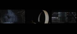 """""""零点""""(2010,片长9分50秒,高清,三屏录像装置 )2"""