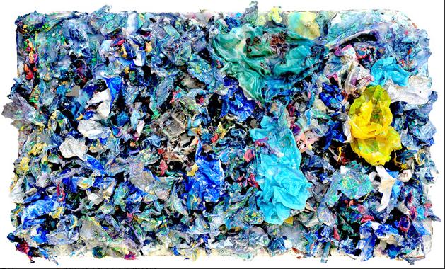 春种 木板裱纸.服装辅料.老刺绣.媒介剂. 60cmX103cm 2012