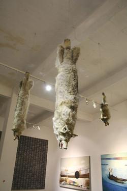 呼累!呼累!呼累! , 秦嘎, 装置, 2007
