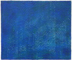 《绘画81》木板丙烯 50x60cm .2018年
