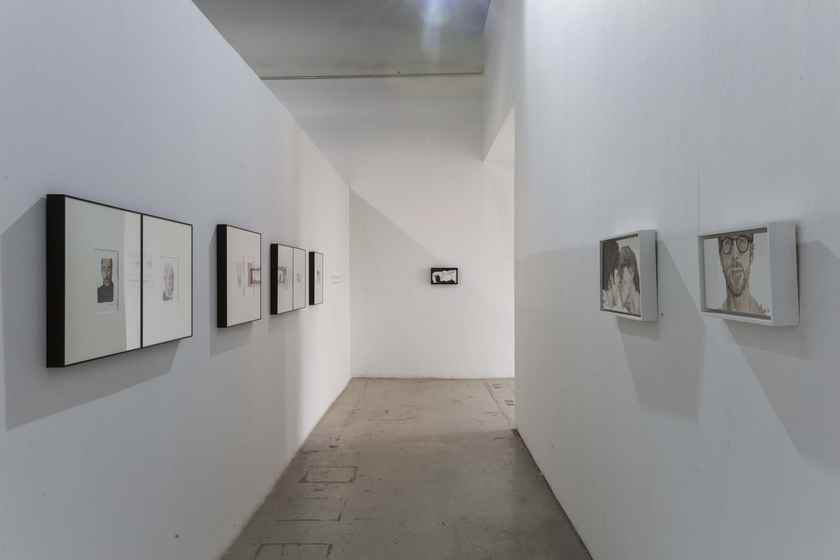 展览现场   Exhibition Site
