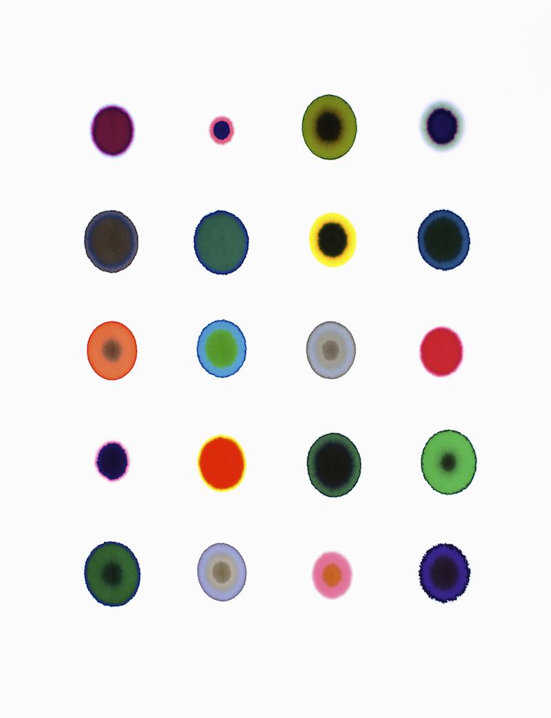 星球 S1,Planets S1,纸上马克笔,Marker on Paper,6