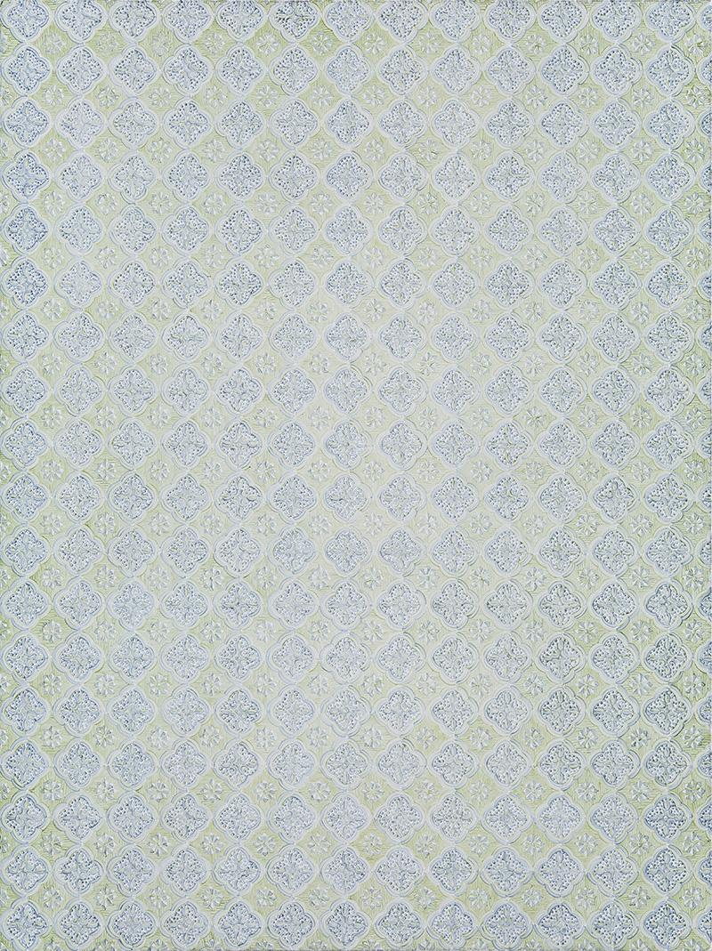 郑江/《巳201509》 之三/布面坦培拉油画/80x60cm/2015