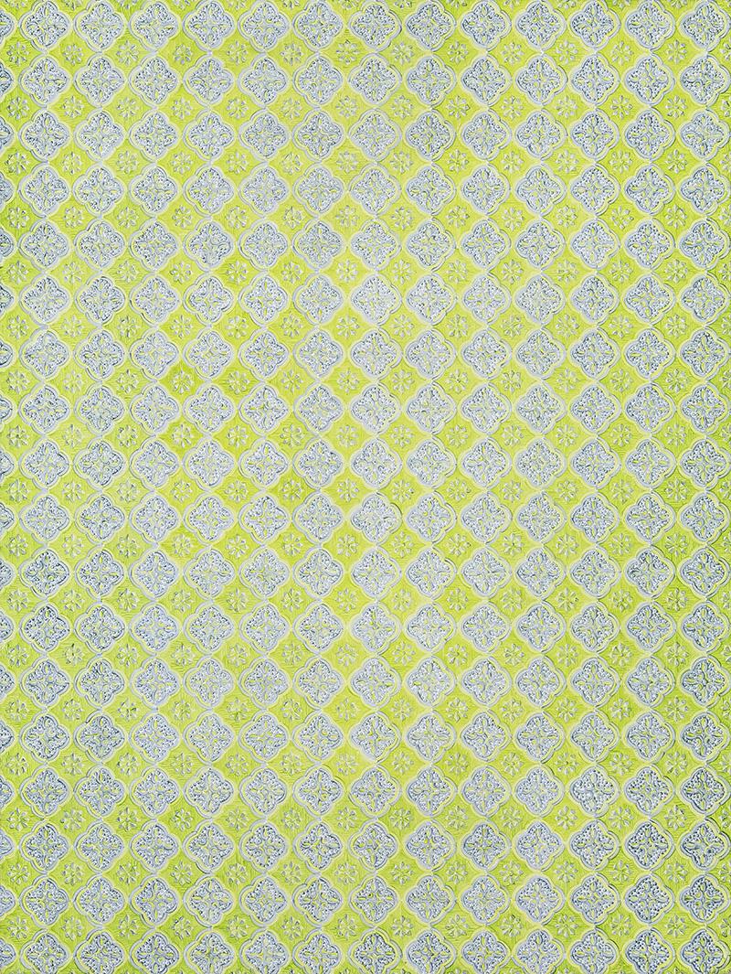 郑江/《巳201509》 之四/布面坦培拉油画/80x60cm/2015