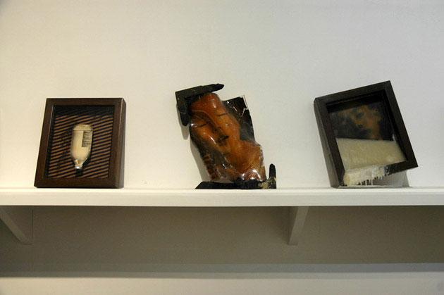 宁德年间 - 少年像, 王宁德, 照片装置, 2005