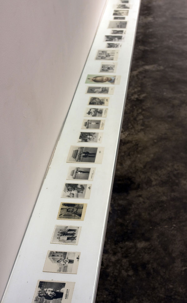 1978 - 2008, 梁远苇, 照片装置, 2008