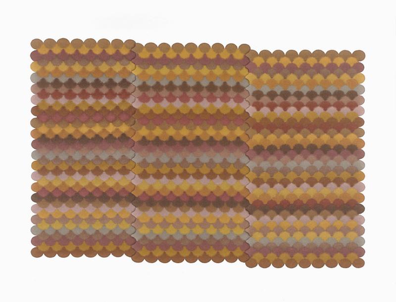 断层 S3,Fault S3,纸上马克笔,Marker On Paper,50X