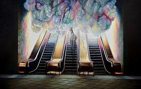 云途系列之一 布面油画 150x240cm 2014.png