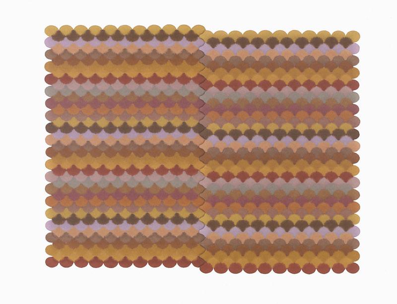 断层 S2,Fault S2,纸上马克笔,Marker On Paper,50X
