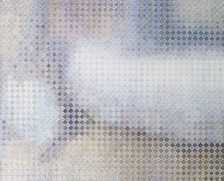 10. 室内 布面坦培拉油画 145x180cm 2014